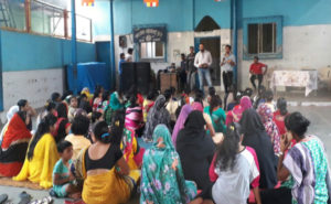 A training in Mumbai empowered urban slum residents to advocate for their rights.